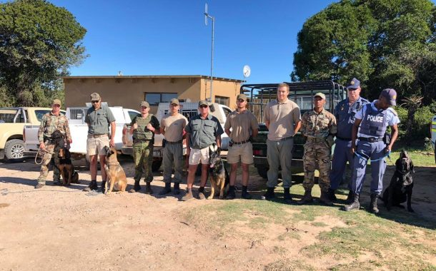 Grahamstown K9 Unit assists to stop poachers in their tracks