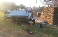 One injured in road crash in Germiston