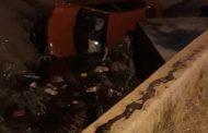 Four injured in road crash, Kimberley