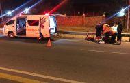 One injured in road crash in Paulshof