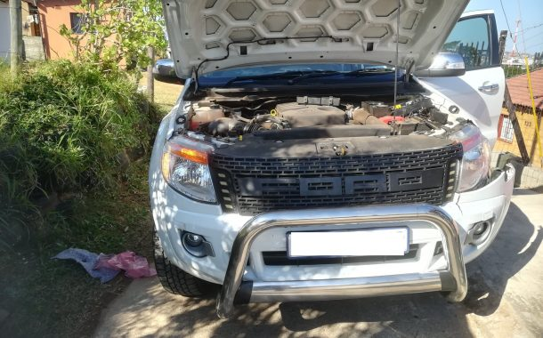 Stolen bakkie from Musgrave recovered in Lamontville