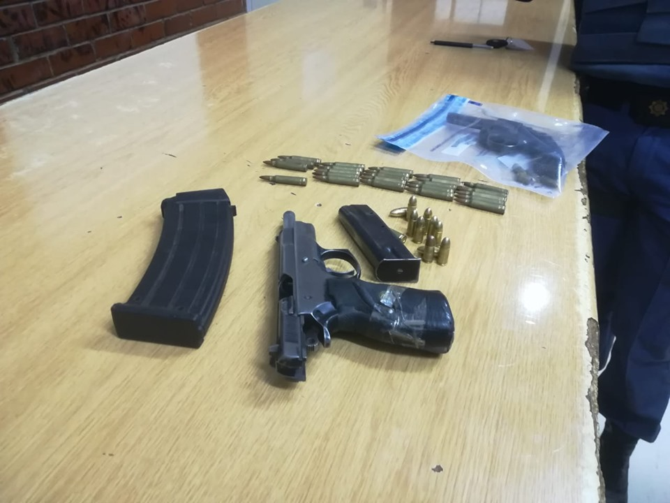 Wanted suspect arrested in the Eastern Cape