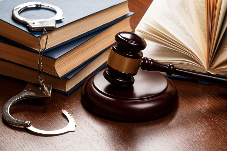 Two suspects in court for extortion