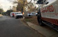Child injured in collision in Bryanston
