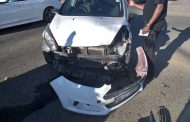 One person injured in collision in Lonehill