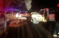 One person injured in head-on collision in Kathu