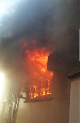 Rescue Care Medic saves Granny from Fire Berea