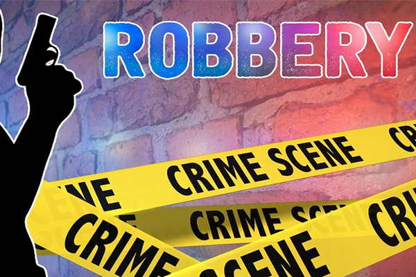 Business robbery suspect arrested