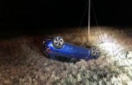 Driver injured in rollover on the N8 between Bloemfontein and Petrusburg