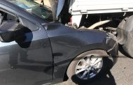 One injured in collision in Olivedale