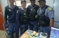 Keimoes saps arrest foreign national for dealing in drugs