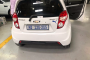 Be on the lookout for a white Chevy Spark ND12020