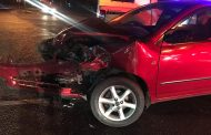 One injured in a collision at an intersection in Randburg