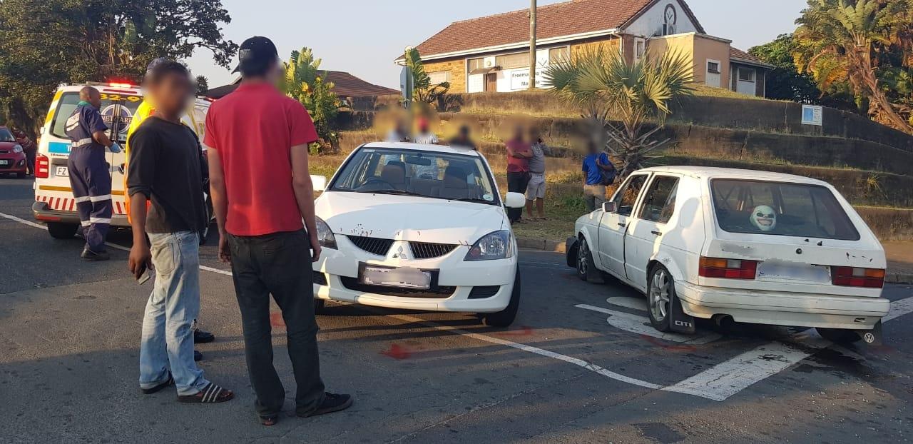 KwaZulu-Natal: Elderly man escapes serious injury in Margate crash.