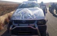 Two injured in road crash near Harrismith