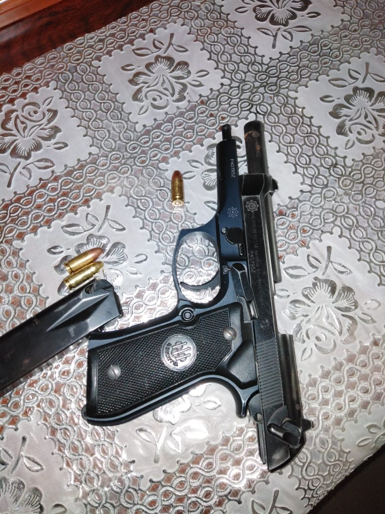 Three suspects arrested, guns and drugs confiscated in Eastern Cape