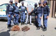 """Police busted man with copper during """"Operation Basadi"""""""