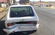 Three injured in collision in Bethlehem