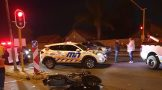 Two bikes and a car collide in Centurion