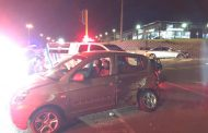 Two injured in collision at intersection in Langenhovenpark, Bloemfontein