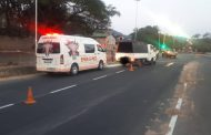 Two injured in collision in Nelspruit