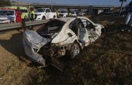 Gauteng: One injured in N3 rollover in Edenvale.