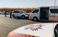 One injured in a collision on the R114