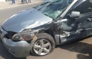 No injuries reported after road crash in Bethlehem