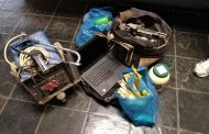 Sterkspruit SAPS nabs three suspects for possession of stolen property