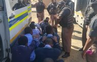 SAPS takes troubled learners on a prison tour to deter them from crime