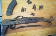 Suspects arrested with illegal guns