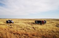 Two injured in rollover near Kimberley