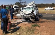 Two injured in head-on collision in Rayton