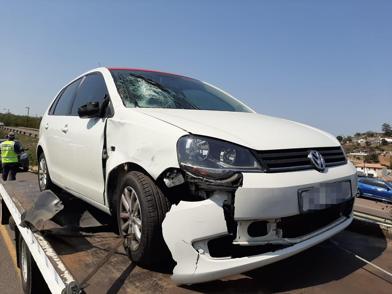 Pedestrian Killed on the R102 at Verulam, KZN
