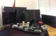 Port Elizabeth Hawks seize suspected stolen goods