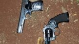 North West: Pair appear in court for illegal possession of firearms and ammunition