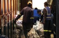 Gauteng: Police continue with raids in Johannesburg CBD as counterfeit goods to the estimated value of R9 Million are confiscated