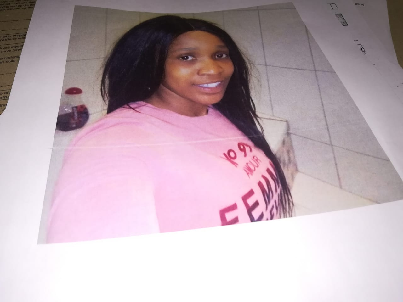 Missing person sought by Lady Frere police