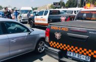 Pedestrian injured in collision in Fourways
