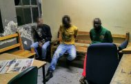 Robbery suspects arrested and unlicensed firearms recovered in Verulam