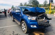 One person injured in collision in Fourways