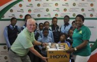 Bakwena assists learners along its route through the Vision for the Future Project