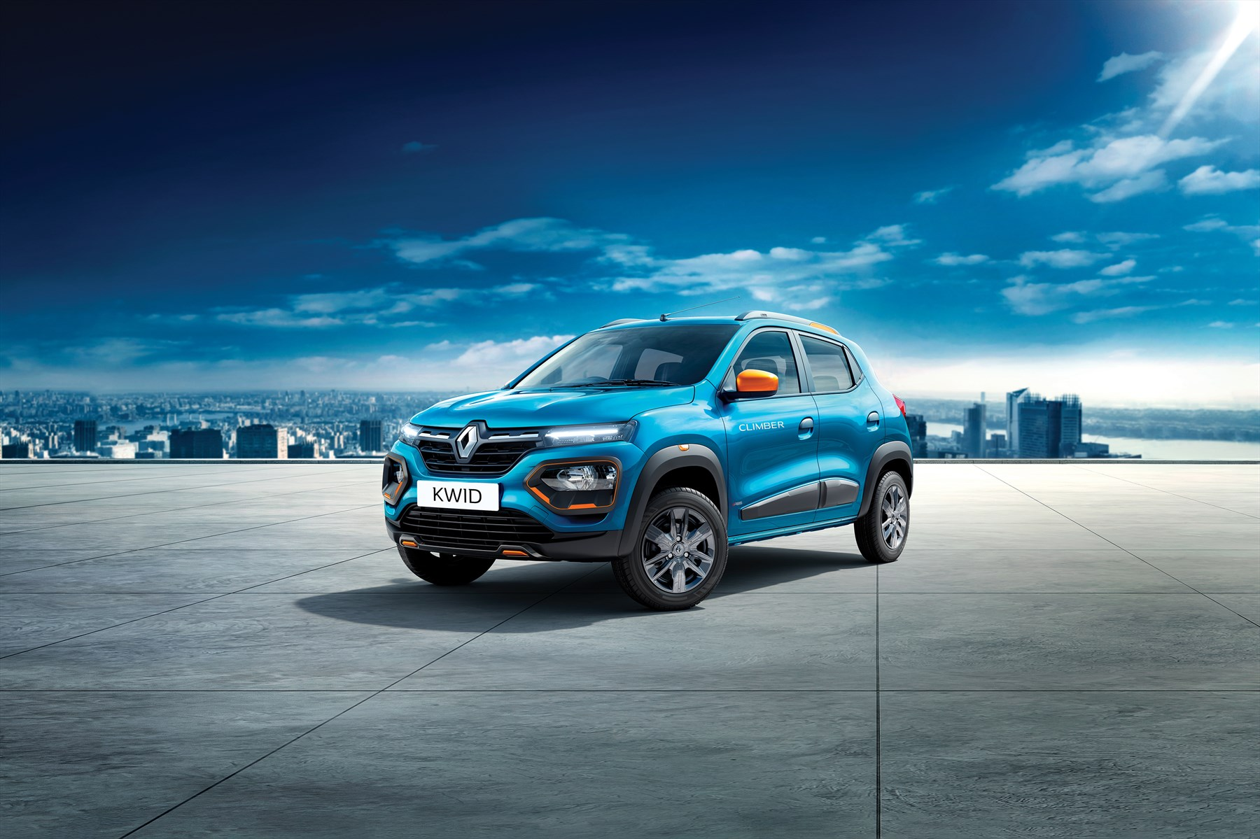 New Renault KWID set to challenge the status quo of the entry-level vehicle segment