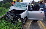 Two Killed In Head-On Collision: Cornubia - KZN