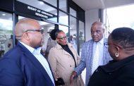 MEC Ntuli visits R66 Road Crash Survivors at Empangeni Hospital