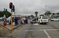 Taxi Driver Flees Collision Scene in Verulam, KZN