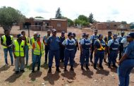 John Taolo Gaetsewe Cluster closed #16DaysofActivism campaign with roadblocks and church service