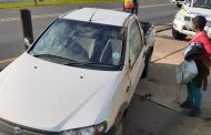 Four injured in a collision in Harrismith