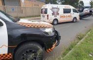 One person injured in vehicle rollover in Amalgam, Johannesburg