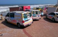 A child was hospitalised following a non-fatal drowning in Umhlanga, North of Durban